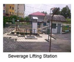 SEWERAGE LIFTING STATION