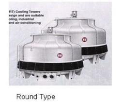Cooling Tower - Round Type