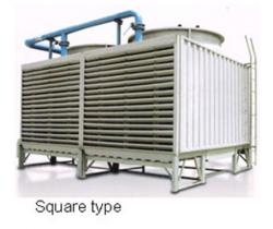 Cooling Tower - Square Type