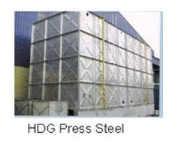 WATER TANK - HDG Press Steel
